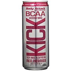 Body Attack BCAA Kick