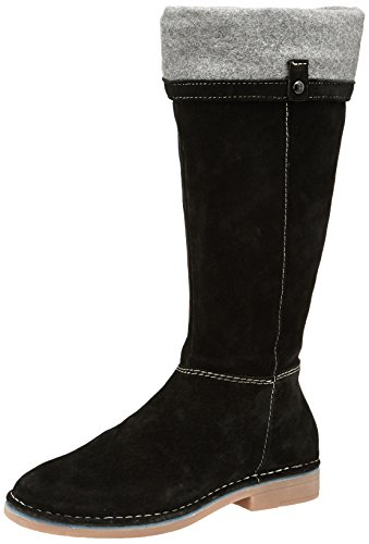 Hush Puppies Cerise Catelyn, Bottes femme Noir (Black)