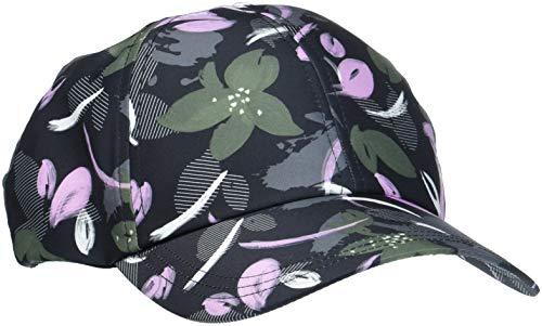 PUMA Erwachsene Archive Premium BB Cap Kappe, Black-Floral Allover Print, Adult -