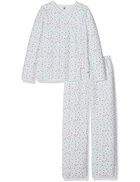 Petit Bateau Louve Conjuntos de Pijama, Niñas