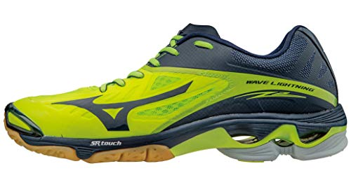 Mizuno Wave Lighting Z2 Interno Piatto Scarpa, Gelb (31)