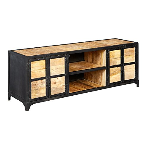 Bramley Industrial Furniture Large TV Unit