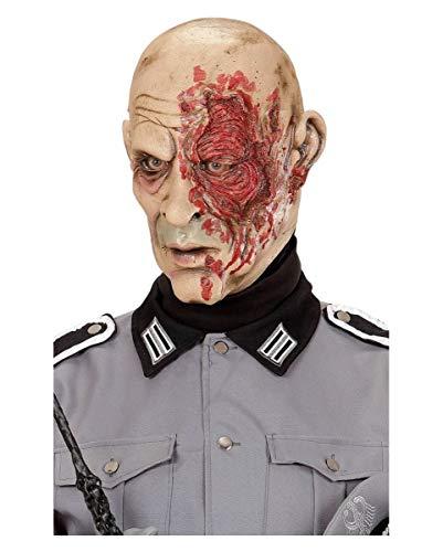 Zombie Soldat Horror Maske für ()