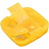 healifty Pillenbox Boite à Pillen tragbar 6Box zu Vitamin Medizin Box Organizer Container für Reise Startseite... preisvergleich bei billige-tabletten.eu