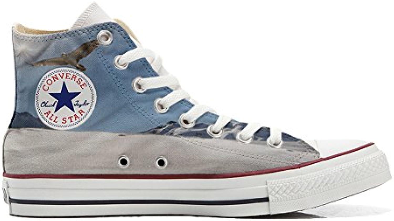 Converse All Star Customized - Zapatos Personalizados (Producto Artesano) Aquila  -
