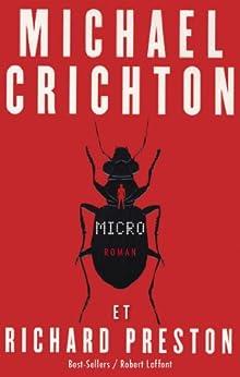 Micro par [PRESTON, Richard, CRICHTON, Michael]
