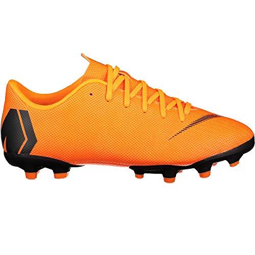 Nike Unisex-Kinder Jr. Mercurial Vapor XII Academy Fitnessschuhe Mehrfarbig (Total Orange/Black-T 810) 36.5 EU
