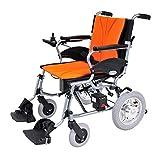 Rollstuhl Elektrorollstuhl tragbarer Lithium-Batterierollstuhl Elektrorollstuhl älterer Rollstuhl aus Aluminiumlegierung Elektrorollstuhl mit Behinderung