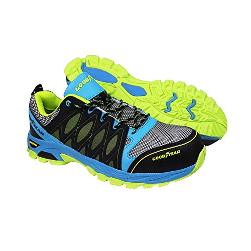 Imagen de Zapatillas de Seguridad Para Hombre Goodyear por menos de 55 euros.