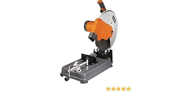 Tron/çonneuse pour fer//m/étal 1800//2000 W 355 mm