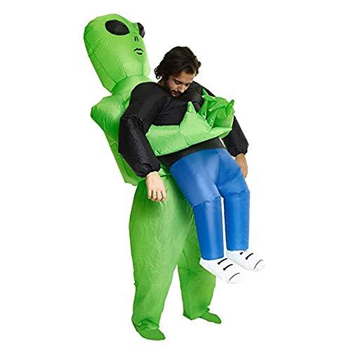 iBaste_top Halloween Kostüm Aufblasbare Kostüme Parodie Aufblasbare Kostüm Hulk Greens Performance Zubehör Lustig