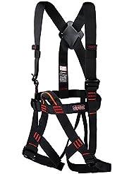 Todo el cuerpo del arnés de escalada para niños SNAKY COMP por Alpidex