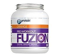 Goprotein 900g Fuzion Orange