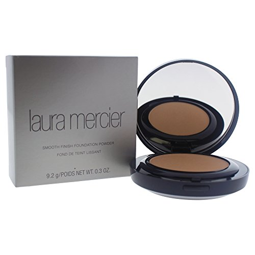 Laura Mercier CLM09109 Smooth Finish Foundation Powder, 1er Pack (1 x 9 g) (Foundation Mercier Haut Laura)