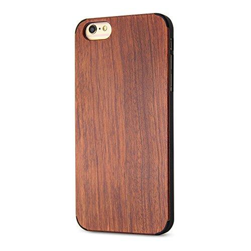 "BELK Apple iPhone 6 / 6S Case - ARTISAN MASTER Series [Hartholz + PC Hybrid] Tough Holz Case Slim Bumper Schutzhlle fr Apple iPhone 6 & iPhone 6S (4.7 "") - Limba pc mahogany"