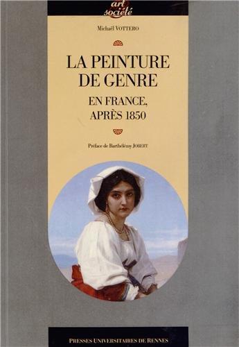 La peinture de genre en France, après 1850