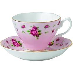 Royal Albert NCRPNK26135 - Taza de té