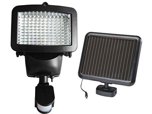 Norko 120 A CONDUIT 2 Pièces àénergie solaire Mouvement Activé Extérieur lampe sécurité
