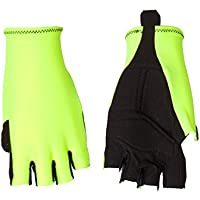GUANTI CICLISMO PROLINE GIALLO FLUO CYCLING GLOVES