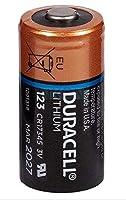 Ici vous avez 10 CR123A de haute qualité piles Duracell photo.