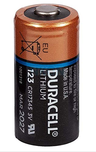 Duracell Ultra CR123A EL123 CR17345 Photo Foto Lithium Batterien im Big Box Pack von wns-emg-world, 10 Stück