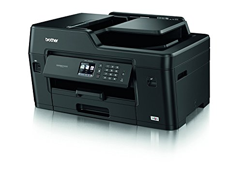 Brother MFC-J6530DW A3 All-in-One Inkjet Printer + Extra Set Of Original LC3217 Brother Inks (B,C,M,Y 550 Pages)