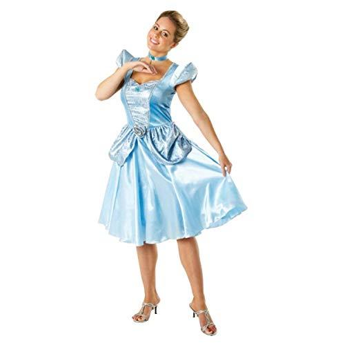 Rubie's Disneys AschenputtelTM-Kostüm für Damen - M (Kostüm Prinzessin Damen Disney)