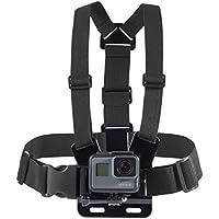 AmazonBasics Harnais de poitrine avec fixation pour caméra GoPro (tous modèles)