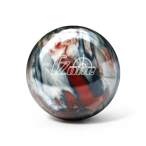 Brunswick TZone Patriot Blaze Bowling Ball - blau, 15s lb