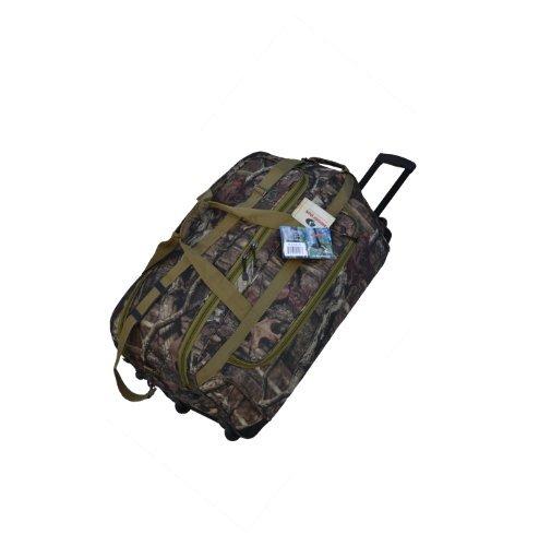 Explorer Rolling Duffel Bag, Mossy Oak, 30-Inch by Explorer