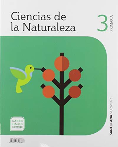 CIENCIAS DE LA NATURALEZA 3 PRIMARIA SABER HACER CONTIGO