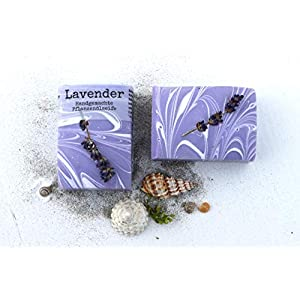 *Lavender* Naturseife handgemacht