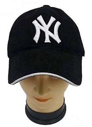 FAS Ny Baseball cap Sports, Stylish Cap, Hip Hop Cap for Men  available at amazon for Rs.225