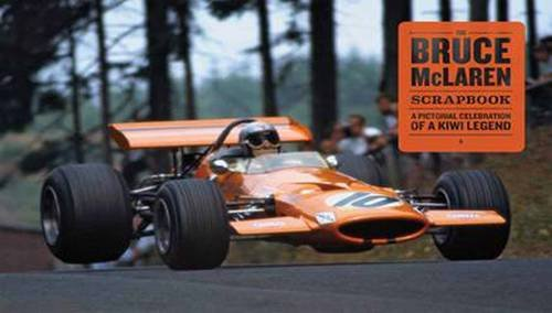 The Bruce McLaren Scrapbook por Richard Becht