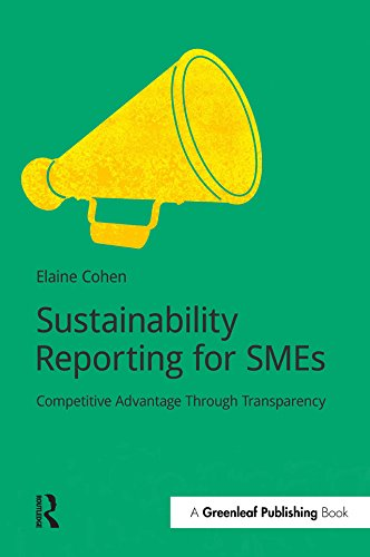 Sustainability Reporting for SMEs: Competitive Advantage Through Transparency (DoShorts) (English Edition)
