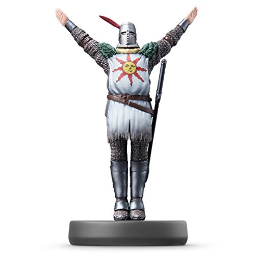 Solaire of Astora (Dark Souls) Amiibo - 2
