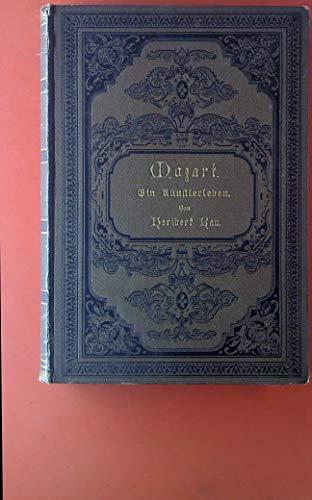 Mozart. Ein Künstlerleben. Kultur-historischer Roman. Zweiter Band.