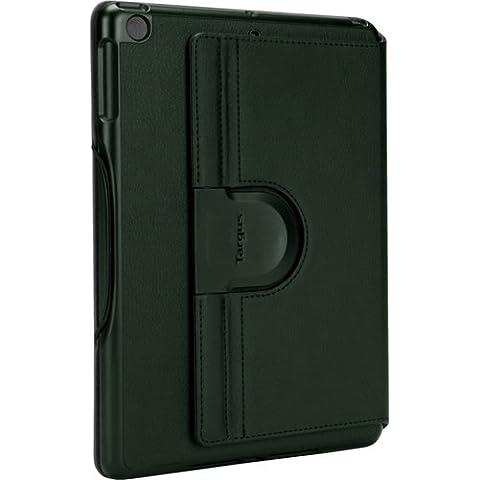 Targus Versavu - Funda giratoria con atril para Apple iPad Air (soporte de sobremesa), verde