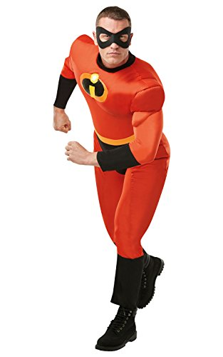 Rubie 's 820911 X L Disney 2 MR Incredible Erwachsene Deluxe Kostüm, Herren, - Familie Dress Up Kostüm