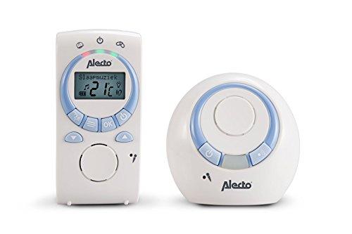 in Der Elterneinheit SchöN Alecto Dbx-88eco Babyphone Gebraucht Mit Neuen Akkus Sicherheit