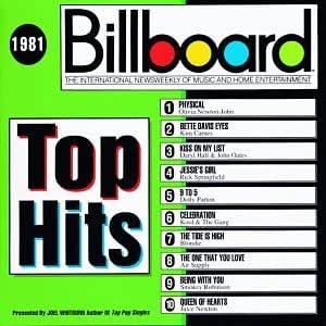 1981-Billboard Top Hits