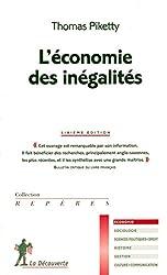 L'économie des inégalités