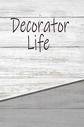 Decorator Life: Career Weekly Meal Planner Track And Plan Your Meals 52 Week Food Planner / Diary / Log / Journal / Calendar Meal Prep And Planning Grocery List Fruit Decorator