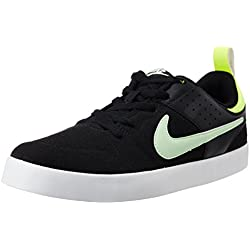 Nike Men's Liteforce III Black,Vapor Green,Volt,Classic Charcl Casual Sneakers -12 UK/India (47.5 EU)(13 US)