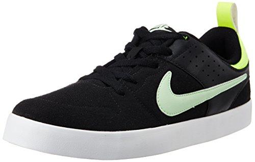 Nike Men's Liteforce III Black and Vapour Green Sneakers - 9 UK
