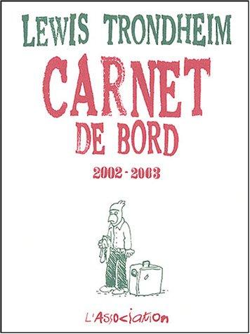 Carnet de bord 2002-2003