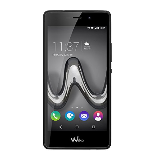 Smartphone Wiko 9651 Sunny (écran 5') - 8Go de mémoire Interne - Android 6.0Marshmallow