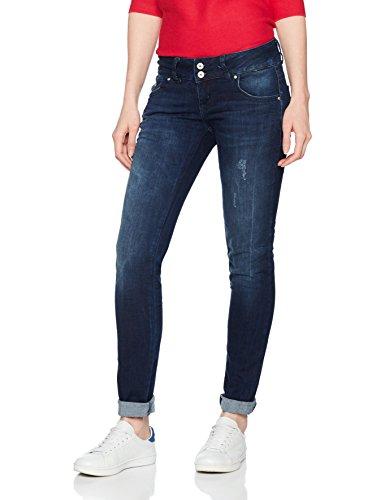 LTB Jeans Damen Jeanshose Molly Blau (Hilla Wash 50624)