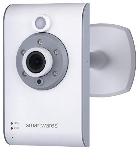 Smartwares WiFi IP-Kamera für den Innenbereich, C733IP Bewegungs-sensor-web-kamera