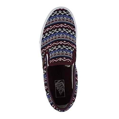 Vans U Classic, Unisex - Erwachsene Sneaker Prt Ryle/Bdb